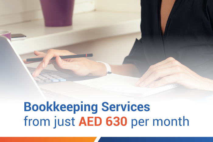 bookkeeping services in UAE
