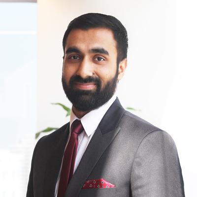Zeeshan Toor - General Manager