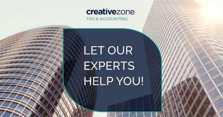Creative Zone - Creative Zone Tax & Accounting Launches Cutting Edge Corporate Secretarial Services